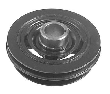 Crankshaft Pulley- Toyota 2.4L 22R 22RE Crankshaft Pulley / Harmonic Balancer - SK594073