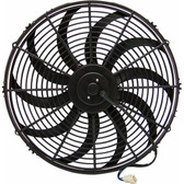 "High Performance Cooling Fan 16"" 3000 cfm Zirgo BLU"