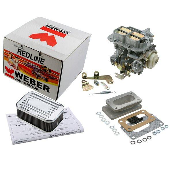 Weber 32/36 Carburetor Toyota Corolla Tercel K740M Manual Choke