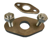 O2 Sensor flange with studs, nuts and gasket O2 Sensor Mounting Flange Kit for Toyota 02 sensors - KIT-1098