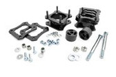2.5-3in Toyota Leveling Lift Kit 07-14 Tundra 4WD (2)