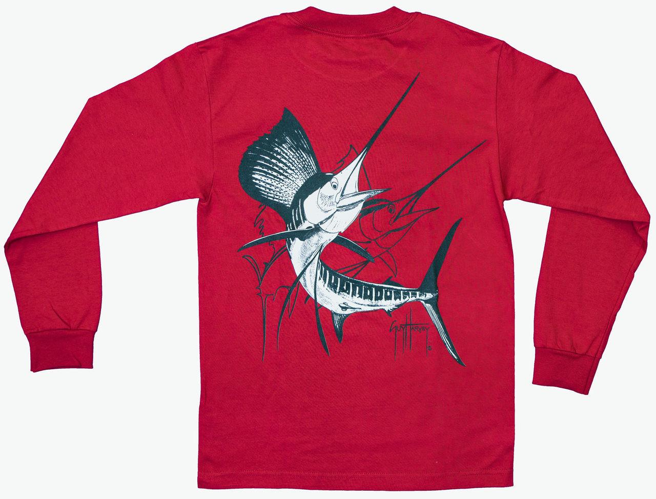 defb34beecb2 Guy Harvey Shirts Long Sleeve