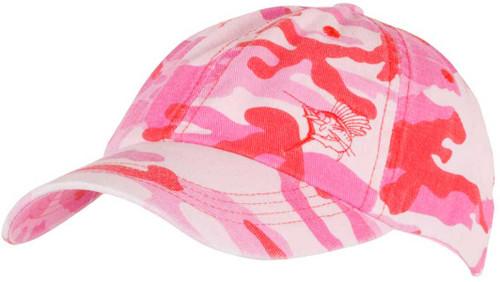 31f0d55f4f885 Guy Harvey Sailfish Camo Ladies Hat