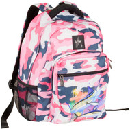 Guy Harvey Downtown Backpack in Pink Camo