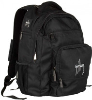 Guy Harvey Arctic Backpack in Black or Gray Camo