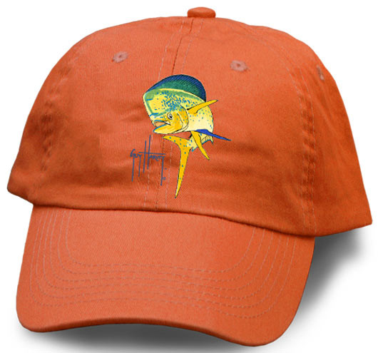 Guy Harvey Bull Dolphin Youth Hat in Navy.  12.95. Image 1. Click to enlarge 7038a622a40f