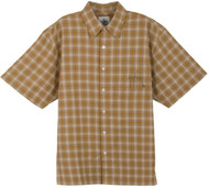 Guy Harvey Redfish Plaid Shirt in Blue, Gold or Green