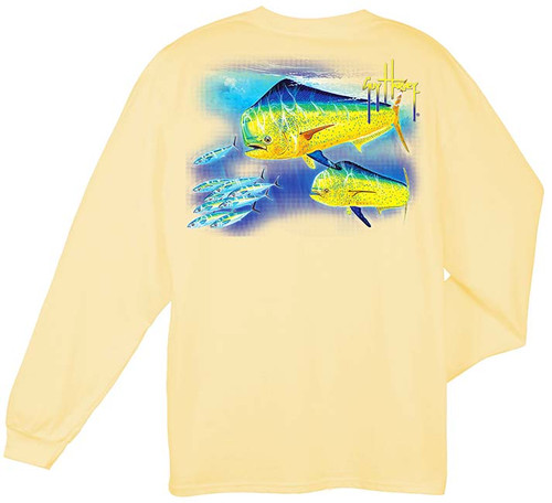 Double Dorado Also Available in Short Sleeve (Colors Vary)