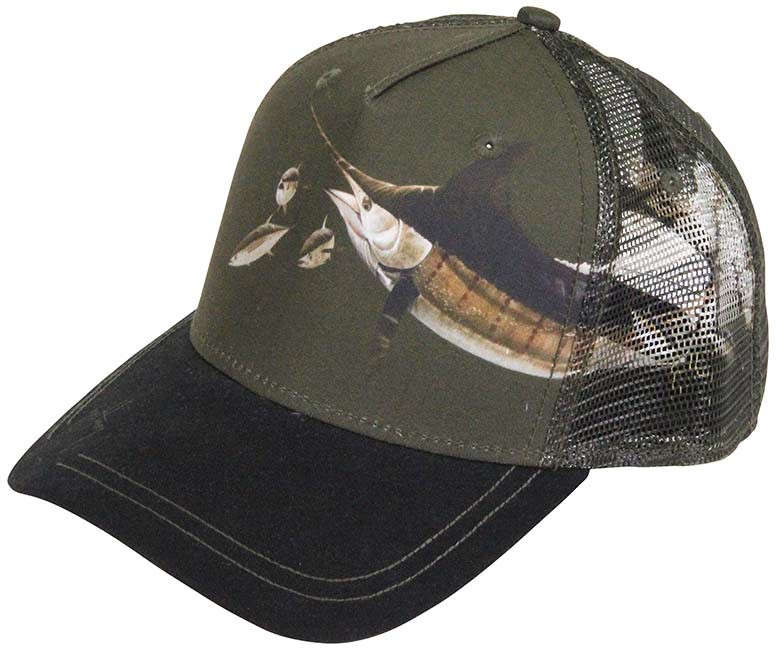 Guy Harvey Frenz Truckers Hat 0a160171bc6