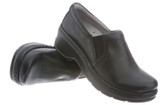 Klogs Naples Black Smooth Professional Shoe