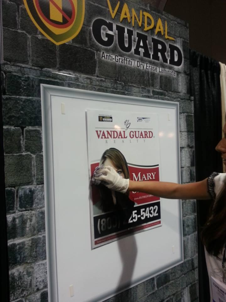 VANDAL GUARD™ at NBM Show