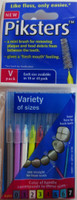 Piksters Variety Pack Interdental Brushes