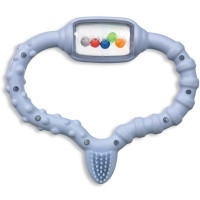 Curaprox CURAbaby teething ring - Blue