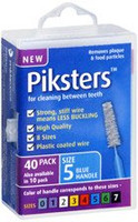 Piksters Blue Size 5 - 40 pack