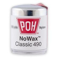 POH Classic Super Thin White 490 NoWax Dental Floss - 100 yds