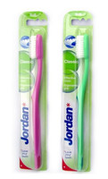 Jordan Classic MultiTufted Soft Toothbrush