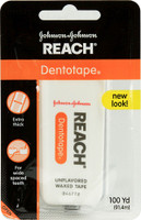 Reach Dentotape Wide Floss -100Yd
