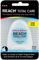 Reach Total Care Mint Floss / J&J Listerine UltraClean