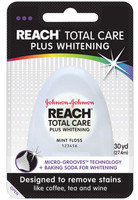 Reach Total Care Plus Whitening - Mint Floss
