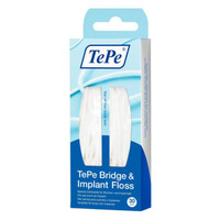 Tepe Bridge and Implant Floss