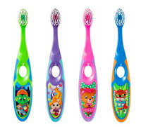 Jordan Infant Toothbrush 3-5 Years - Step 2