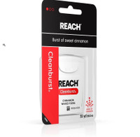Reach CleanBurst - Cinnamon Waxed Floss