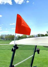 Safety Flag Mount
