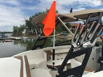 Wakeboard Flag Holder