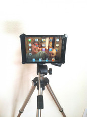 iPad Mini Tripod Mount