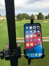 iPhone 12 Golf Cart Mount