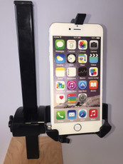 iPhone 6 + Plus golf cart mount