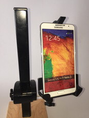 Galaxy Note golf cart mount