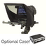 Teleprompter with Case