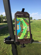 Skycaddie SX500 Golf cart Mount / Holder
