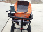 iPhone Stroller Mount/Holder