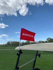 Ranger Golf Cart Flag Mount