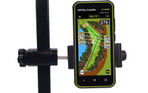 SkyCaddie SX400 Golf Cart Mount