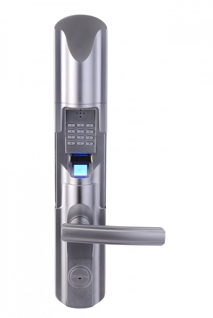 Biometric And Remote Control Door Lock 1touch Xl Mortise