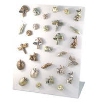 "7098.K - Garden Collection, Magnet Kit (includes free display), Small (4cm / 1.5""), per Kit of 80"