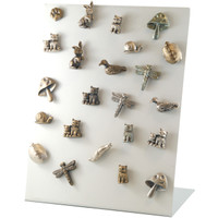 "7098.R - Garden Collection, Magnet, Kit refill, Small (4cm / 1.5""), per Kit of 80"