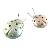 "7000.M - Ladybug, Magnet, Mini (1cm & 1.50cm / 0.4"" & 0.6""), Each"