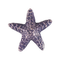 "1100.O - Starfish Ornament (No Magnet, Non-Hanging), Small (5cm / 2.0""), Each"
