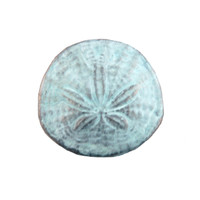 "2100.O - Sand Dollar,  (No Magnet, No Hole), Small (4.5cm / 1.77""), Each"