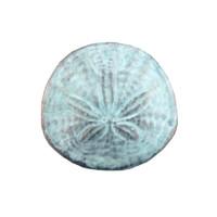 """2100.O - Sand Dollar,  (No Magnet, No Hole), Small (4.5cm / 1.77""""), Each"""