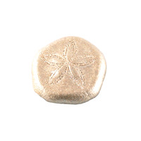 "2100.X - Sand Dollar, Christmas Ornament, Small (5cm / 2.00""), Each"