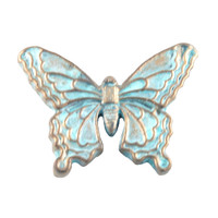 "8194.M - Butterfly (Pillowy), Magnet, Small (6cm / 2.4""), Each"