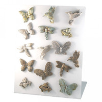 "7097.K - Garden Collection, Magnet, Kit (includes free display), Mini (3cm / 1.18""), per Kit of 80"