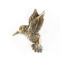 "8130.M - Hummingbird, Magnet, Medium (6cm / 2.4""), Each"