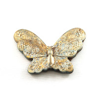 "8190.M - Fancy Butterfly, Magnet, Small (6.5 cm / 2.5""), Each"