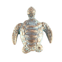 "5040.M - Sea Turtle, Magnet  - Mini (4cm / 1.50""), Each"